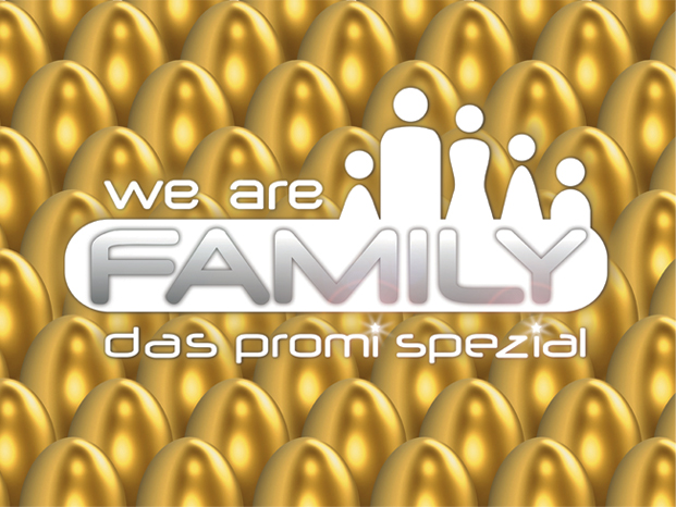 Motiv We are family - promispecial